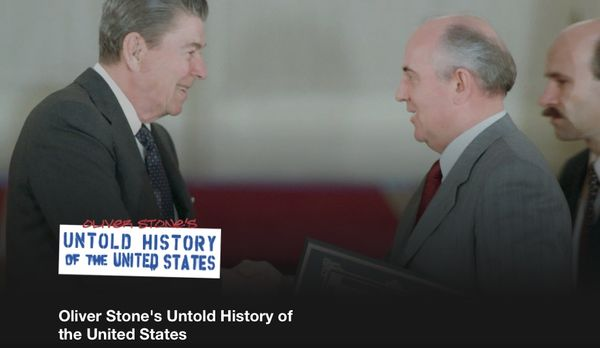 The Untold History of the US